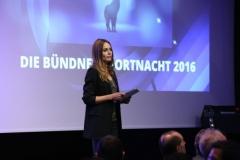 Bündner Sportnacht 2016 (Chur, Graubünden)