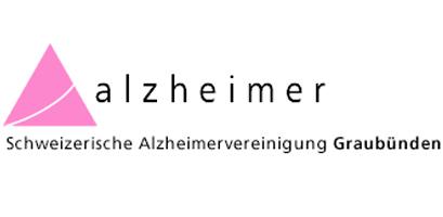 Logo Alzheimervereinigung Sektion Graubünden