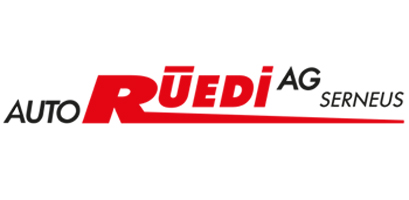 Logo Auto Rüedi AG Serneus
