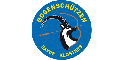 Logo Bogenschützen Davos/Klosters