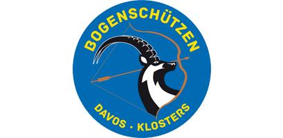 Logo Bogenschützen Davos/Klosters