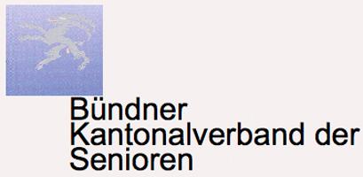Logo Bündner Kantonalverband der Senioren Chur