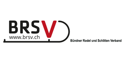 Logo Bündner Rodel und Schlitten Verband (BRSV ) Chur