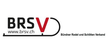 Logo Bündner Rodel und Schlitten Verband (BRSV ) Chur