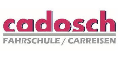 Logo Cadosch Fahrschule / Carreisen GmbH