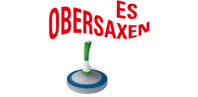 Logo Eisstocksektion Obersaxen