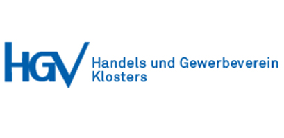 Logo Handels und Gewerbeverein Klosters