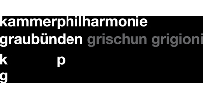 Logo Kammerphilharmonie Graubünden Chur
