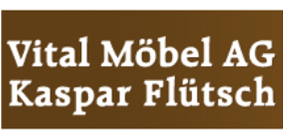 Logo Kaspar Flütsch Vital Möbel AG