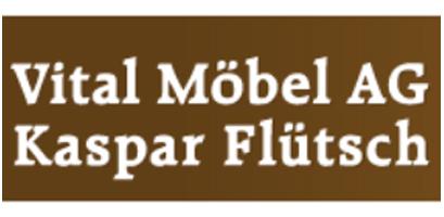 Logo Kaspar Flütsch Vital Möbel AG