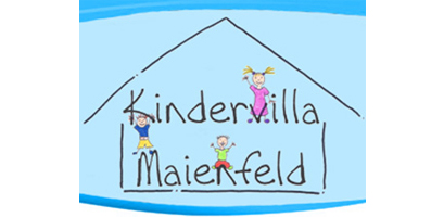 Logo Kindervilla Maienfeld