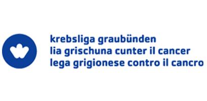 Logo Krebsliga Graubünden Chur