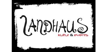 Logo Landhaus Kultur&Events Jenaz