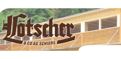 Logo Lötscher & Co AG Schiers