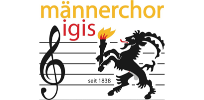 Logo Männerchor Igis
