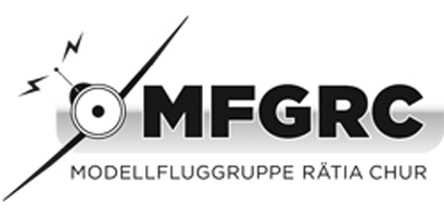 Logo Modellfluggruppe Rätia – Chur