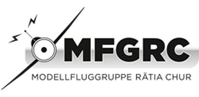 Logo Modellfluggruppe Rätia – Chur