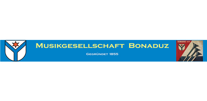 Logo Musikgesellschaft Bonaduz