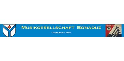 Logo Musikgesellschaft Bonaduz