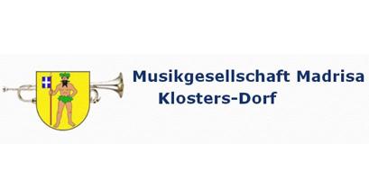 Logo Musikgesellschaft Madrisa Klosters