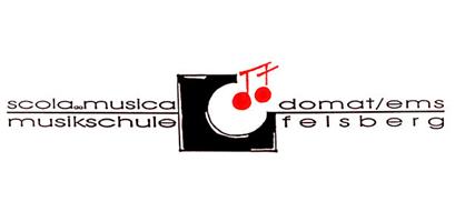 Logo Musikschule Domat/Ems Felsberg