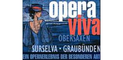 Logo Opera viva Obersaxen