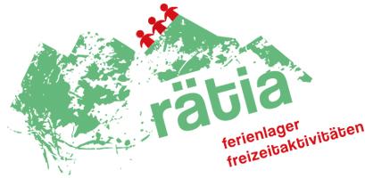 Logo Rätia Ferienlager