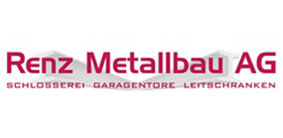 Logo Renz Metallbau AG Schiers