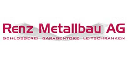 Logo Renz Metallbau AG Schiers