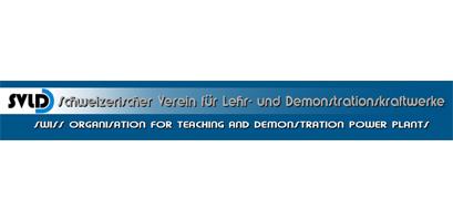 Logo SVLD Lehr- und Demonstrationskraftwerk Churwalden