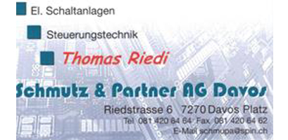 Logo Schmutz & Partner AG