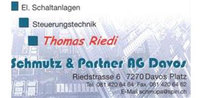 Logo Schmutz & Partner AG