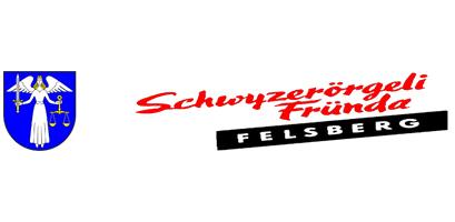 Logo Schwyzerörgeli-Fründa Felsberg