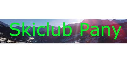 Logo Skiclub Pany