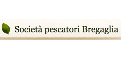 Logo Società pescatori Bregaglia