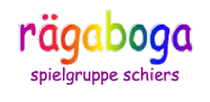 Logo Spielgruppe Rägaboga Schiers