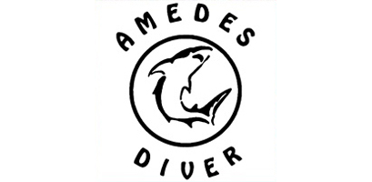Logo Tauchclub Amedes Diver Nautic