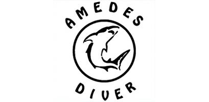Logo Tauchclub Amedes Diver Nautic