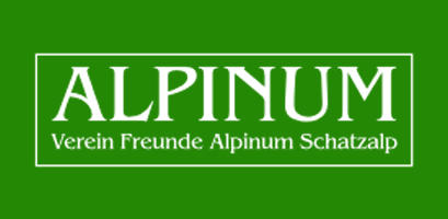 Logo Verein Freunde des Botanischen Gartens Alpinum Schatzalp Davos