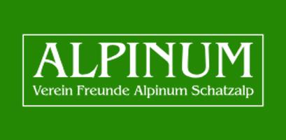 Logo Verein Freunde des Botanischen Gartens Alpinum Schatzalp Davos