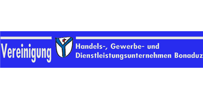 Logo Vereinigung Handels-, Gewerbe- und Dienstleistungsunternehmen Bonaduz