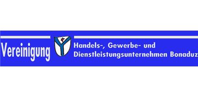 Logo Vereinigung Handels-, Gewerbe- und Dienstleistungsunternehmen Bonaduz
