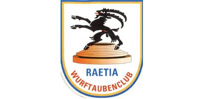 Logo Wurftaubenclub Rätia