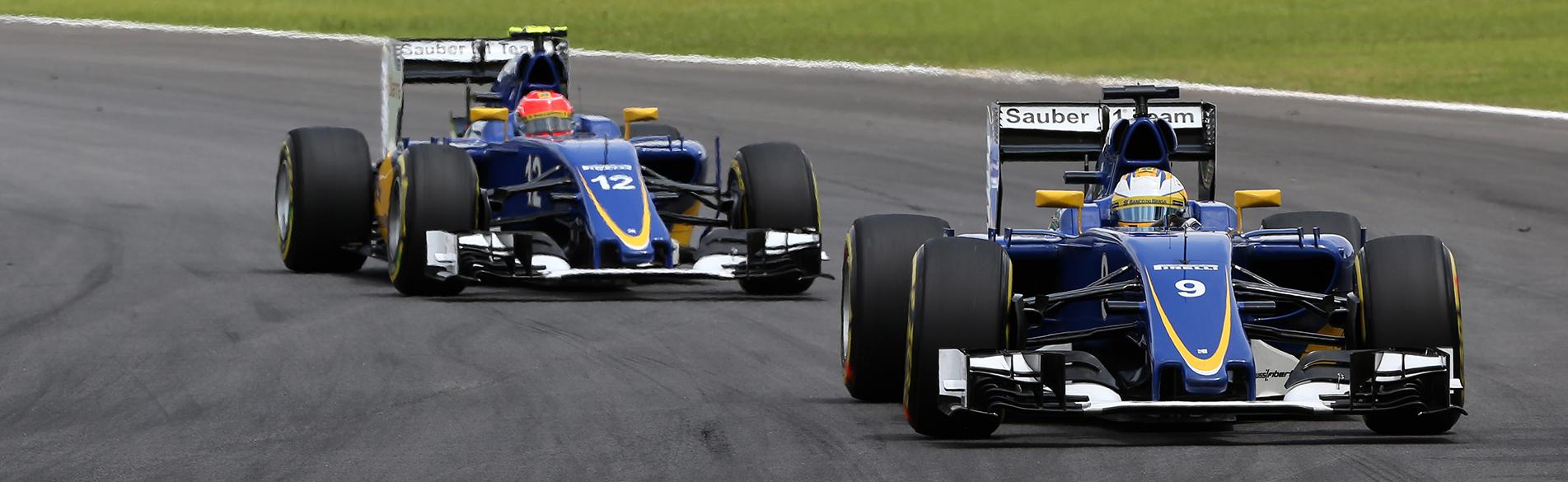 Titelbild Vereinsmagazin Formel 1