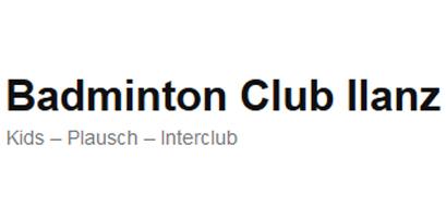 Logo Badminton Club Ilanz