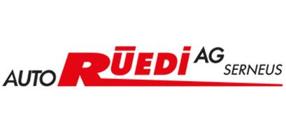 Logo Auto Rüedi AG Serneus