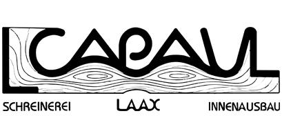 Logo Capaul Schreinerei Ilanz